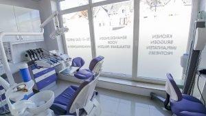 Clinique aux Pays-Bas